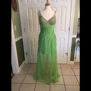 Alyce Designs prom or pageant dress